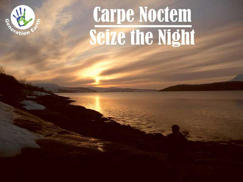 Earth Hour 2016: Carpe Noctem – Seize the night