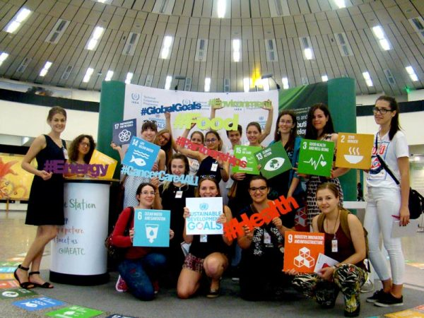 """Umgedacht"" – SDGs – What's that?"