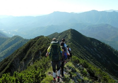 Hike for the Soul of the Alps: 2-5 September 2018, Tyrol