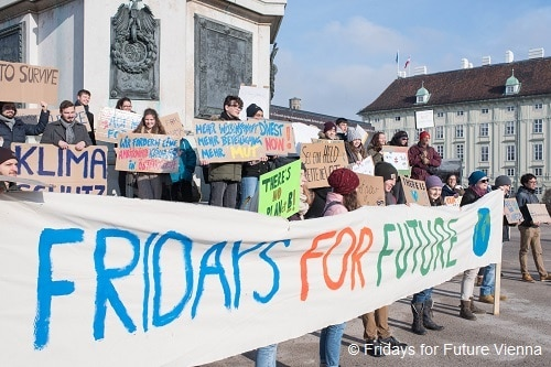Fridays for future Vienna Group 1