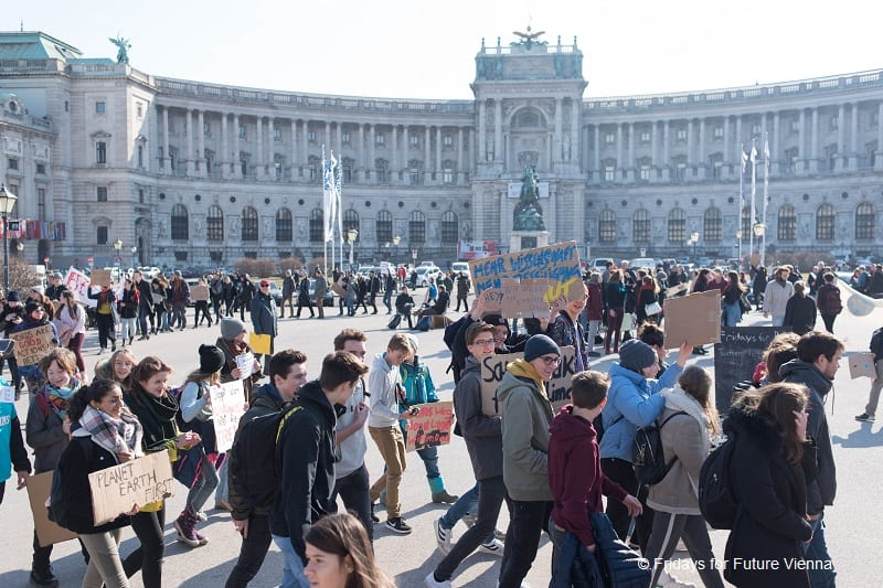 Fridays for future Vienna Group 2