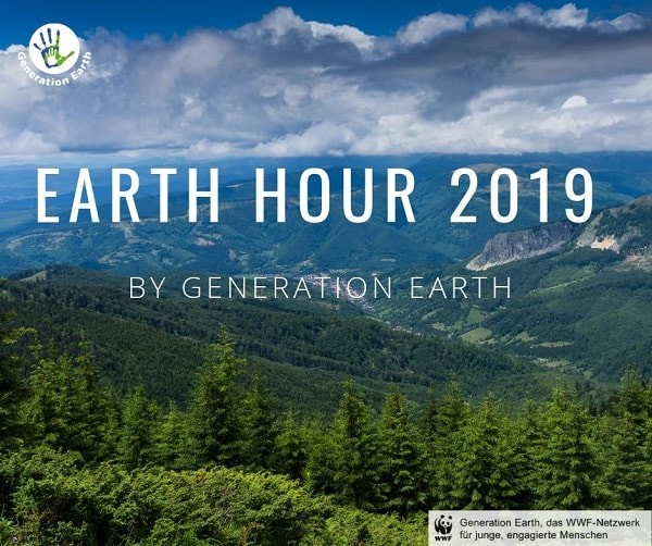 Earth Hour Festival 2019 – 30 March 2019