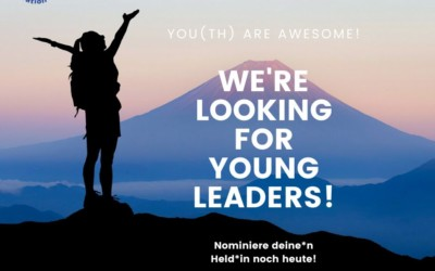 WWF President's Award: Search for Youth Changemakers