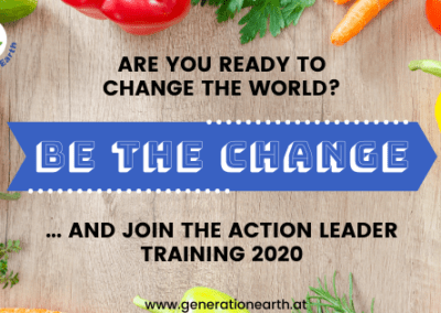 Action Leader Training 2020/2021